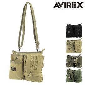 アヴィレックス ショルダーバッグ イーグル メンズ AVX-342L AVIREX | エプロンショルダー[bef][即日発送][PO10]