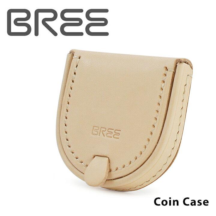 ブリー BREE コインケース J9 nature ネイチャー【小銭入れ メンズ レディース ヌメ革 レザー ナチュラル】
