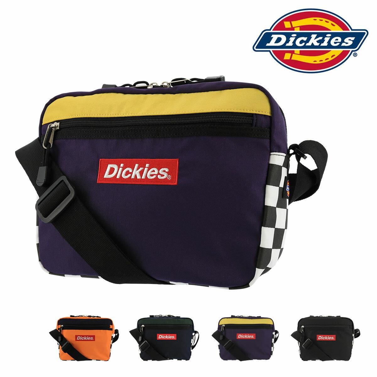 ディッキーズ ショルダーバッグ レトロチェッカー メンズ レディース 14063100 DICKIES | コンパクト