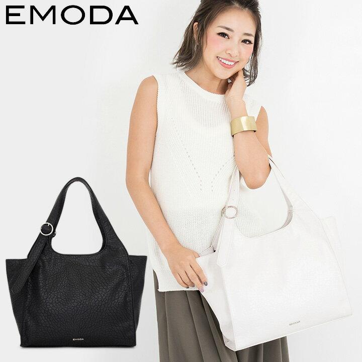 エモダ EMODA トートバッグ EM-9204 シュリンク 【 レディース 】