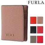 フルラ二つ折り財布バビロンレディースPR74FURLA|本革レザーブランド専用BOX付き