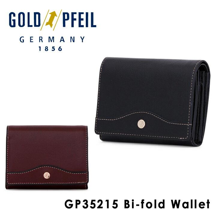 ゴールドファイル GOLDPFEIL 二つ折り財布 GP35215 【 Oxford Ladies 】【 レディース 財布 レザー 】【PO10】【bef】