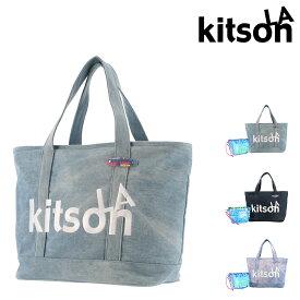 キットソン トートバッグ レディース 2KS1581TT kitson | 肩掛け ポーチ付