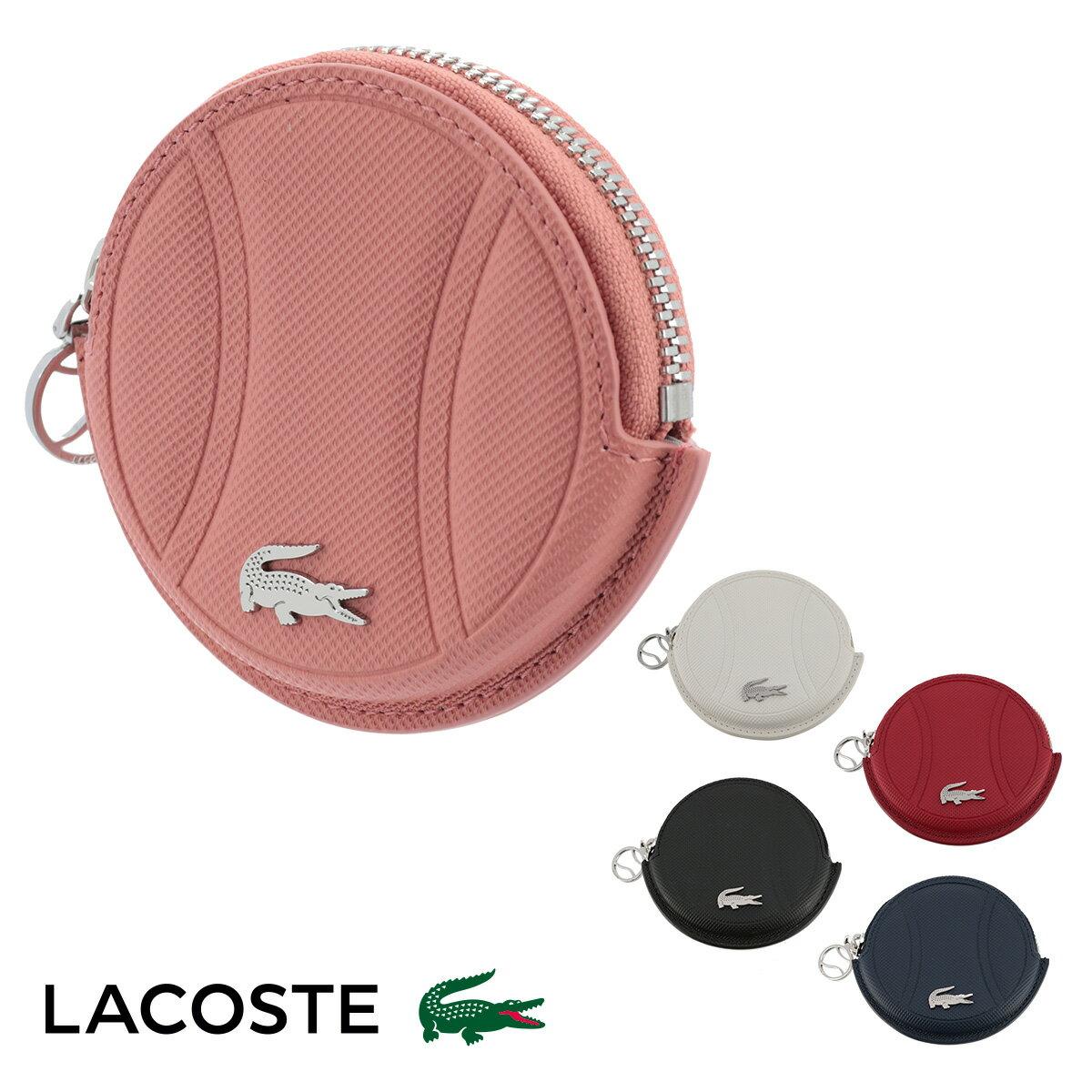 ラコステ 財布 小銭入れ メンズ DAILY CLASSIC 465023 LACOSTE コインケース ラウンドファスナー[bef]