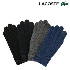 ラコステ 手袋 フリーサイズ メンズ MGM2967 LACOSTE   秋冬 防寒 [即日発送][PO5]
