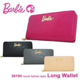 8e2f99b22332 バービー Barbie 長財布 ラウラ 36194 【 財布 ラウンドファスナー レディース 】[bef]