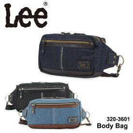リー Lee ウエストバッグ 320-3601 duke ボディバッグ ショルダーバッグ 3way [PO10][bef][即日発送]