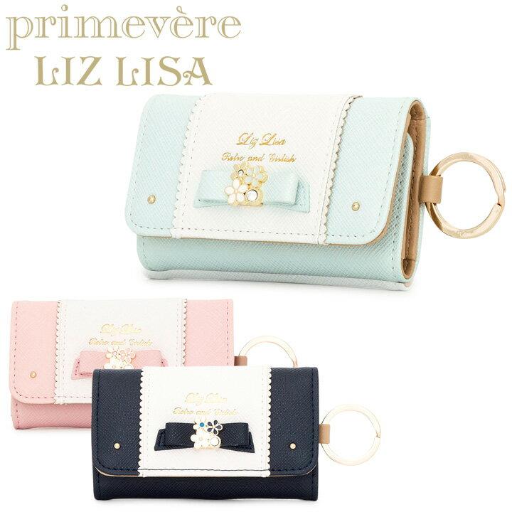 リズリサ LIZ LISA キーケース 64372 アネラ 【 レディース リボン 】