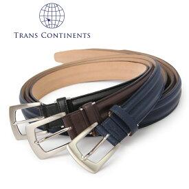 トランスコンチネンツ TRANS CONTINENTS ベルト TC-710016 ベルト メンズ [PO5][bef][即日発送]