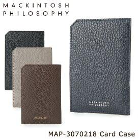 マッキントッシュフィロソフィー MACKINTOSH PHILOSOPHY パスケース MP3070218 スペイサイド カードケース メンズ レディース レザー [PO10][bef][即日発送]