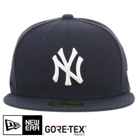 ニューエラ キャップ GORE-TEX 59FIFTY MLB ニューヨークヤンキース 帽子 NEW ERA | メンズ レディース[bef]