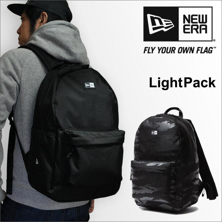 ニューエラ NEW ERA リュック Light Pack 【 NEWERA バックパック リュックサック ライトパック カモフラ 迷彩 】【即日発送】