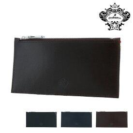 オロビアンコ 長財布 札入れ 小銭入れなし 薄い H&L メンズ ORS-061608 日本製 Orobianco | 束入れ 牛革 本革 レザー ブランド専用BOX付き [PO5]