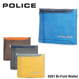 ポリス 二つ折り財布 PA58300 (0261) POLICEAxis アクシス 財布 メンズ [PO10][bef]
