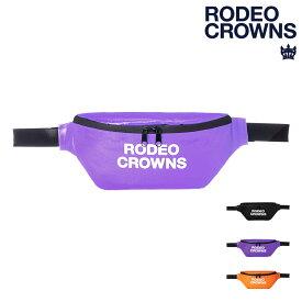 ロデオクラウンズ ウエストポーチ ターポリン メンズ レディース C06100024 RODEOCROWNS | ウエストバッグ [PO5][bef]