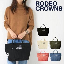 ロデオ クラウンズ RODEO CROWNS トートバッグ c06229102 キャンバス メンズ レディース M GISELe 5月号掲載 [PO5][bef][即日発送]