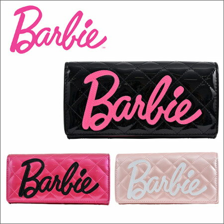 バービー Barbie 長財布 36309 【 当社オリジナル 】【 ビッグロゴ 】【 財布 レディース 】[PO10][bef]