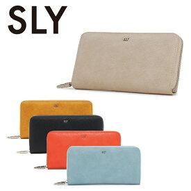 スライ SLY 長財布 s09811206 BASIC SHRINK 札入れ 束入れ 財布 ラウンドファスナー レディース [PO5][bef]