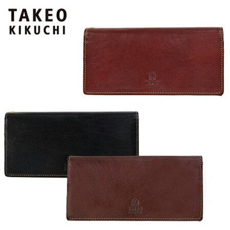 タケオキクチ 長財布 メンズ エリア 266618 TAKEO KIKUCHI キクチタケオ【PO5】【bef】【即日発送】