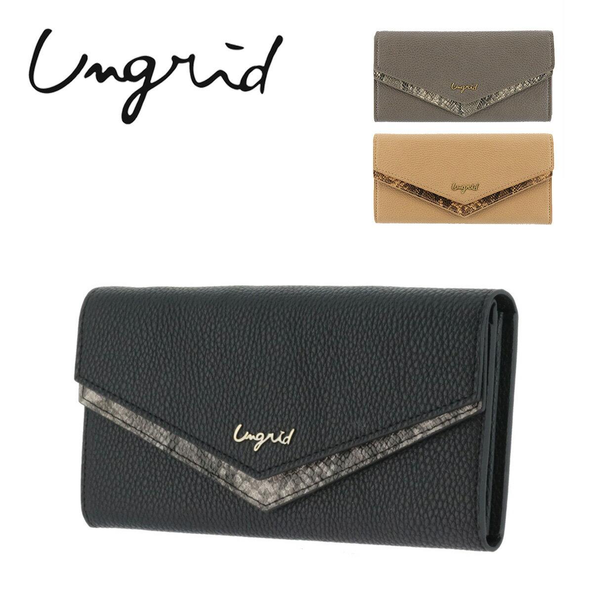 アングリッド 長財布 レディース UNG-5063 Ungrid[bef]