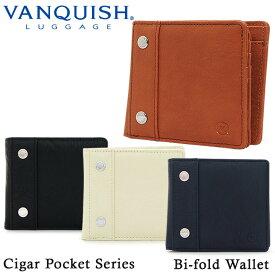 ヴァンキッシュ VANQUISH 財布 VA-W033 二つ折り財布 メンズ シガーポケット [PO5][bef]