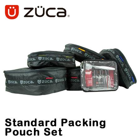 ズーカ スタンダードパッキングポーチセット メンズ レディース Standard Packing Pouch Set 600012 ZUCA 【ZUCA PRO/ZUCA SPORT収納可能】【ポーチ6個セット】【即日発送】