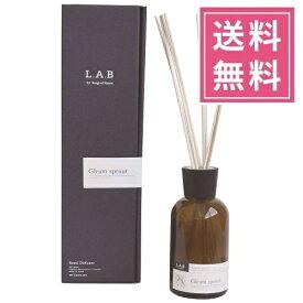 ソングスオブネイチャー L.A.Bシリーズ リードディフューザー【Gleam sprout(グリームスプラウト)】