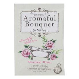 Aromaful Bouquet(アロマフルブーケ) バスソルト【ナチュラルローズ】