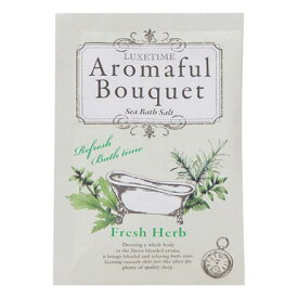 Aromaful Bouquet(アロマフルブーケ) バスソルト【フレッシュハーブ】