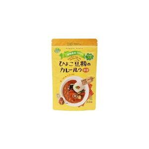 創健社 ひよこ豆粉のカレールウ 中辛 110g
