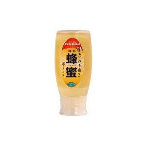 おいしいとこ採りの純粋蜂蜜 アカシア蜜 ワンプッシュタイプ 500g