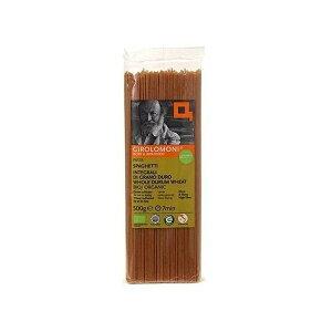 ジロロモーニ 全粒粉デュラム小麦 有機スパゲッティ 500g