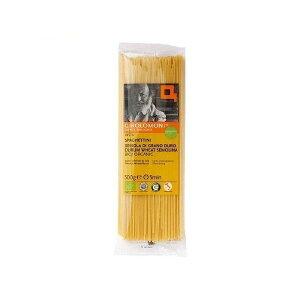 ジロロモーニ デュラム小麦 有機スパゲッティーニ 500g ( 創健社 スパゲティ パスタ オーガニック )