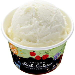 ホワイトデー 誕生日 アイス ギフト チーズ おつまみ ふくち★リッチジェラート ゴルゴンゾーラ・ドルチェ 6個セット 高級アイスクリーム 詰め合わせ チーズ 冷凍 福岡 ご当地グルメ お取り