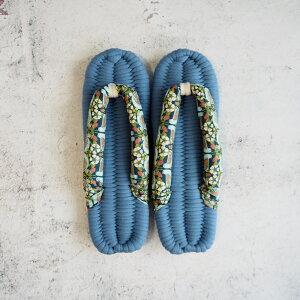 PR045_M(約24cm)                 布ぞうり 布草履 プレゼント ギフト スリッパ 室内履き 母の日 かわいい おしゃれ リバティ