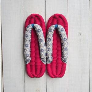 PR054_M(約24cm)                布ぞうり 布草履 プレゼント ギフト スリッパ 室内履き 母の日 かわいい おしゃれ