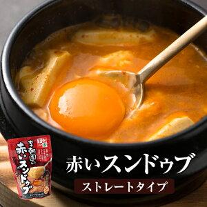 スンドゥブチゲ 400g レトルト チゲ スープ 韓国食品 韓国料理 韓国 【李朝園】