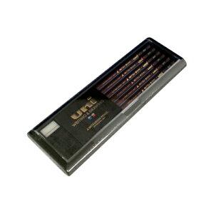鉛筆 ユニ スタンダード 9H (12本) [U9H]
