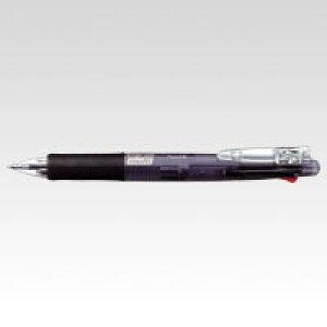 クリップオンマルチ 4色ボールペン+シャープ0.5 黒 (1本) [B4SA1-BK] 【7個までネコポス対応可能】