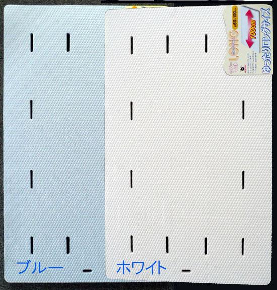 【EVA樹脂製お風呂スノコ 】ラバーマット ロングタイプ 60×100cm 20mm