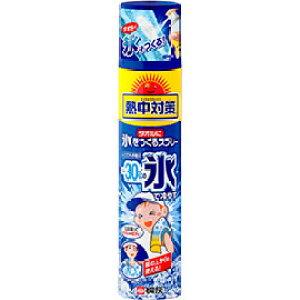 桐灰 熱中対策 タオルに氷をつくるスプレー 230ml