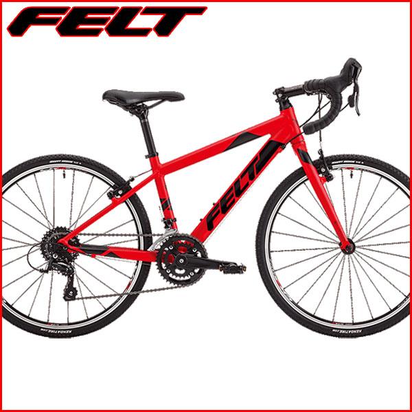【FELT F24X】2017年モデル フェルト ジュニアロードバイク 24インチ