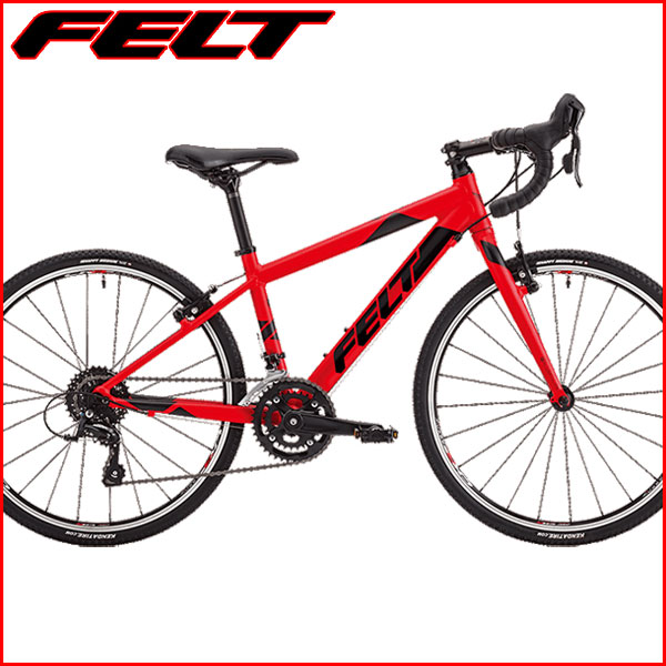 FELT(フェルト) 2017年モデル F24X【ジュニアバイク/子供用自転車/CX】【24インチ】【ドロップハンドル】
