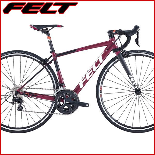 【前後ライト&ケーブルロックプレゼント♪】FELT(フェルト) 2017年モデル FR30W【ROAD/ロードバイク】【女性用モデル】