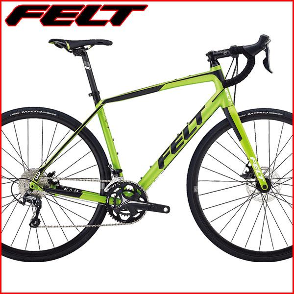 【前後ライト&ケーブルロックプレゼント♪】FELT(フェルト) 2017年モデル VR40【ROAD/ロードバイク】