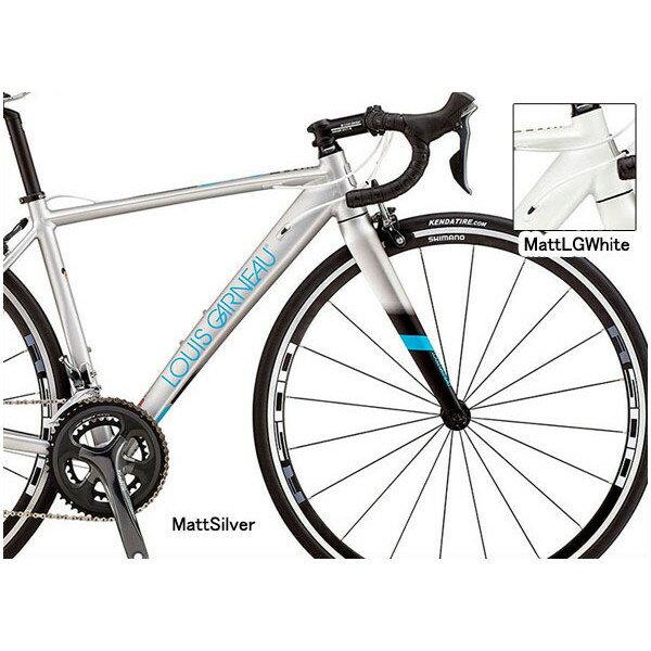 ルイガノ 2017年モデル CTR【ロードバイク】【LOUIS GARNEAU】【自転車】