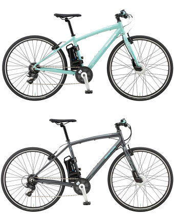 【エントリーでポイント5倍!】ビアンキ2018年モデルCAMALEONTEE((カメレオンテE)【電動自転車/クロスバイク】【Bianchi】
