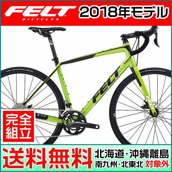 【ポイント6倍!】FELT(フェルト) 2018年モデル VR40【ロードバイク】【2017年継続モデル】