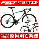 【ポイント6倍!】FELT(フェルト) 2018年モデル VR60【ロードバイク】