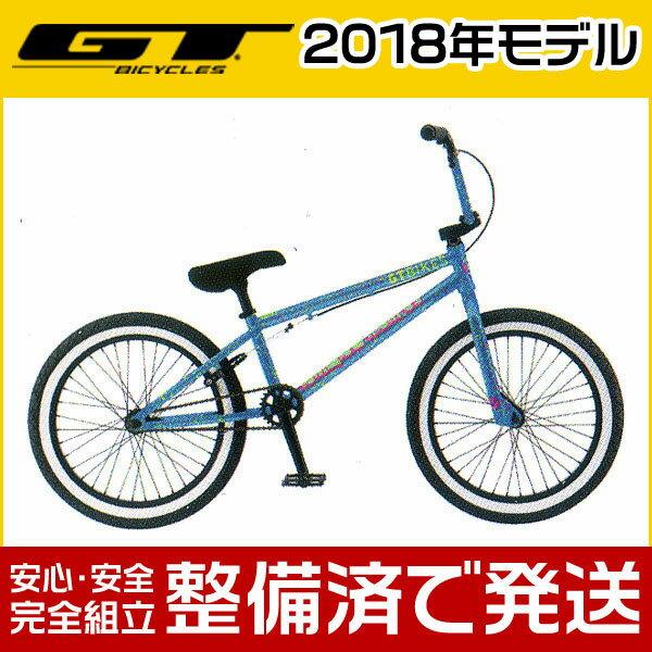 GT(ジーティー) 2018年モデル PERFORMER JR 18/パフォーマー ジュニア 18【18インチ】【子供用自転車/BMX】